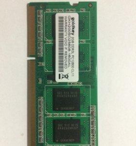 Оперативная память DDR3L 2GB