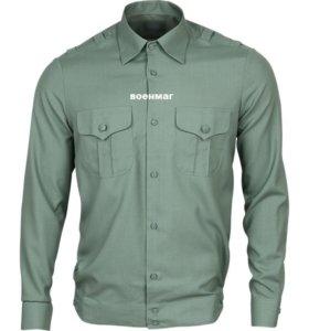 Рубашки военные(новые)
