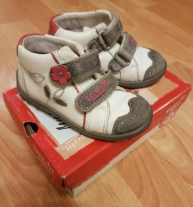 Кросовки ботиночки superfit