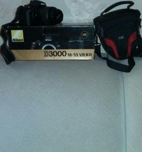 Фотоаппарат Nikon 3000