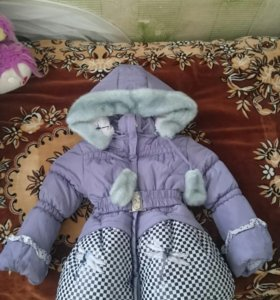 Куртка детская на 3-4 года