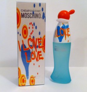 Moschino - I Love Love - 100 ml