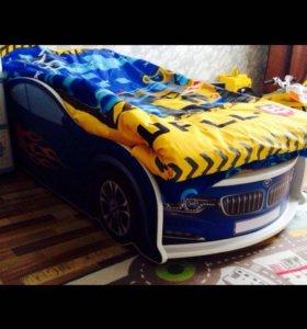 Кровать -автомобиль