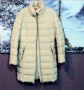 Пуховик зимний( 42-44)