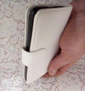Чехол-кошелек samsung j120