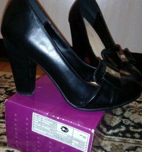 Продам новые туфли р 38