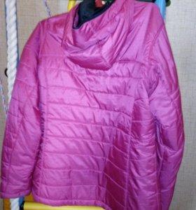 Продаю куртку демисезон,р48-50