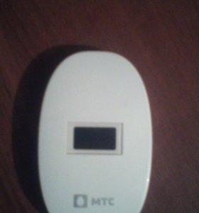 Wi-fi роутер МТС яйцо