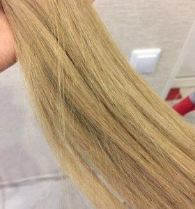 Продаю натуральные волосы