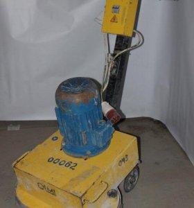 Аренда, продажа шлейф машинки для бетонных полов