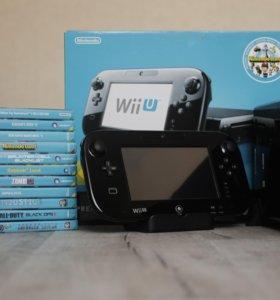 Nintendo wi u 32 gb premium pack