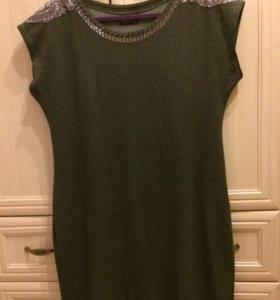Нарядное платье р.50-52