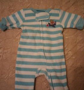 Одежда для недоношенного малыша даром