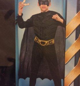 Новый Карнавальный костюм batman Бетмэн