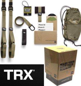 Петли для функционального тренинга TRX TACTICAL