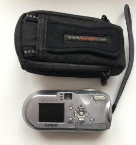 Фотоаппарат (на запчасти или ремонт)