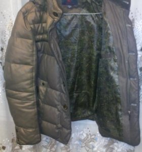 Куртка зимняя,Турция