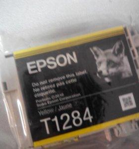 Новый Картридж для эпсон т1284