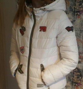 Куртка, двусторонняя