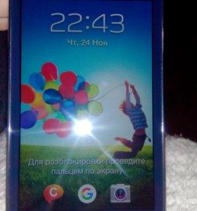 Samsung galaxy core + чехол