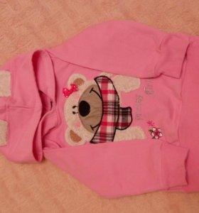 Детская одежда на девочку до пяти лет