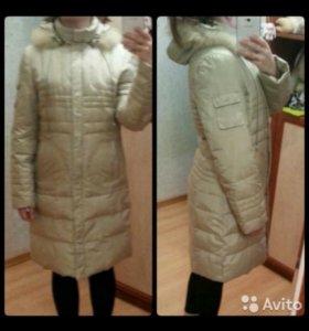Зимнее пальто. Очень теплое