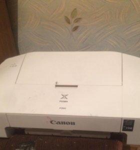 Принтер canon pixma ip 2840