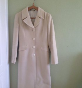 Шерстяное пальто Stefanel