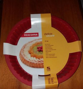 Форма Tescoma для выпечки