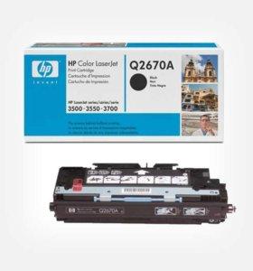 Картридж HP Q2670A (308A)