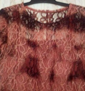 Эксклюзивное платье размер 44