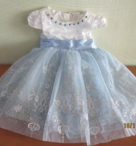 НОВОЕ Нарядное Платье, размер 80-86