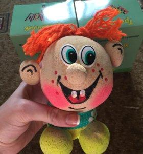 Травянчик игрушка детям