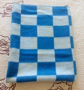 Одеялко детское шерстяное