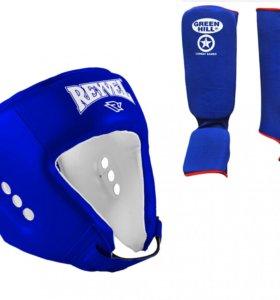 Шлем новый для единоборств