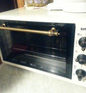 Мини печь Simfer m3617  новая