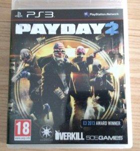 Игра PayDay2 на PlayStation 3