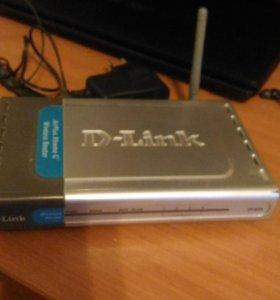 Роутер Wi-Fi d-link