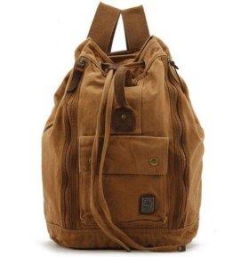 Рюкзак новый коричневый