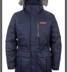 Куртка мужская пуховая Columbia Alpine Escape