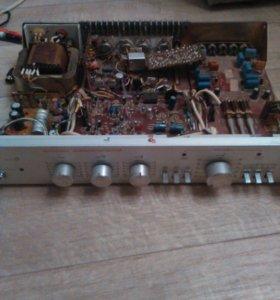 Аудио электроника ссср