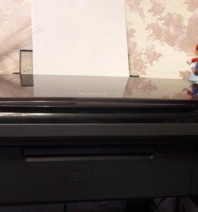Принтер и сканер цветной