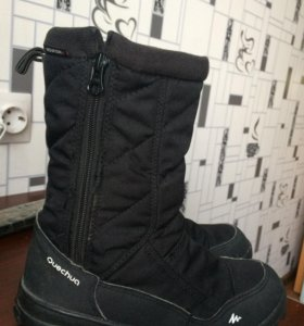 Ботинки зимние, р-р 33
