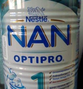 Нан 1 без пальмового масла