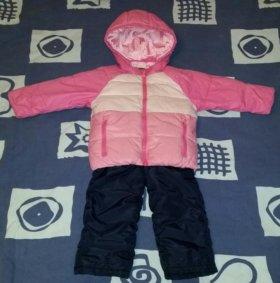 куртка и штаны 86р-р