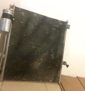 Радиатор кондиционера L200/Pajero Sport