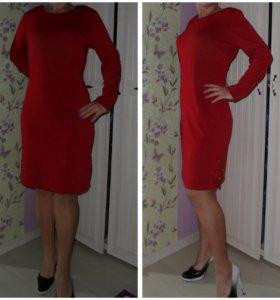 54-56 платье новое турция