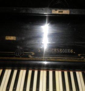 Пианино неметское DIEDERICH