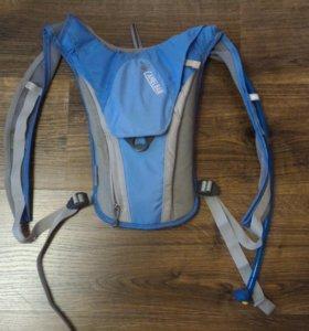 Велорюкзак Camelbak с питьевой системой