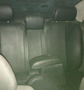 Сиденья на форд Мондео